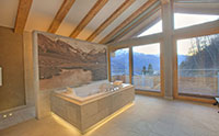 Wellness in appartement Smaragd in Bramberg am Wildkogel