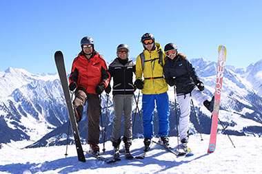 Familie Wijers - Eigenaren Alpenchalet am Wildkogel
